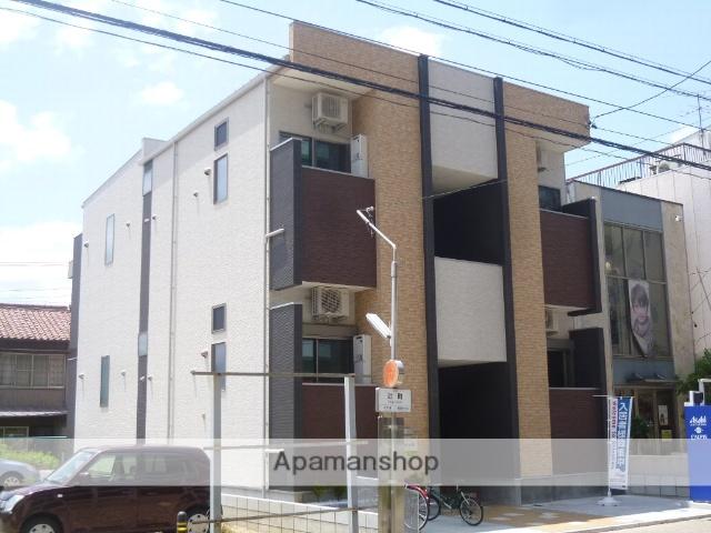 愛知県名古屋市北区、志賀本通駅徒歩23分の築3年 2階建の賃貸アパート