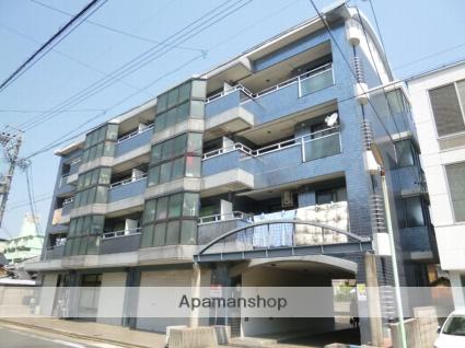 愛知県名古屋市北区、志賀本通駅徒歩17分の築28年 4階建の賃貸マンション