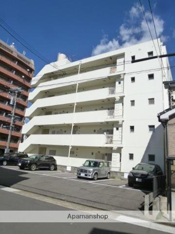 愛知県名古屋市北区、志賀本通駅徒歩15分の築39年 5階建の賃貸マンション