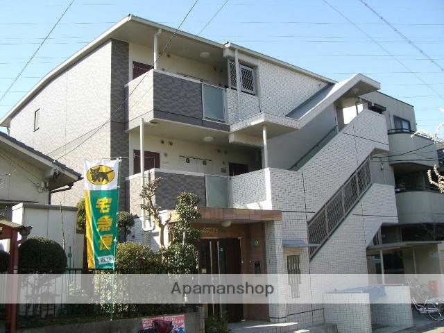 愛知県名古屋市北区、比良駅徒歩11分の築10年 3階建の賃貸マンション