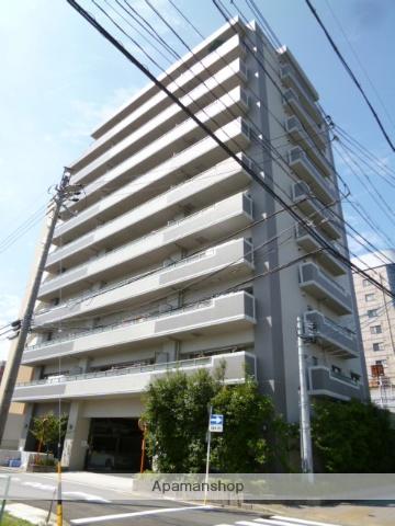 愛知県名古屋市北区、平安通駅徒歩22分の築11年 10階建の賃貸マンション