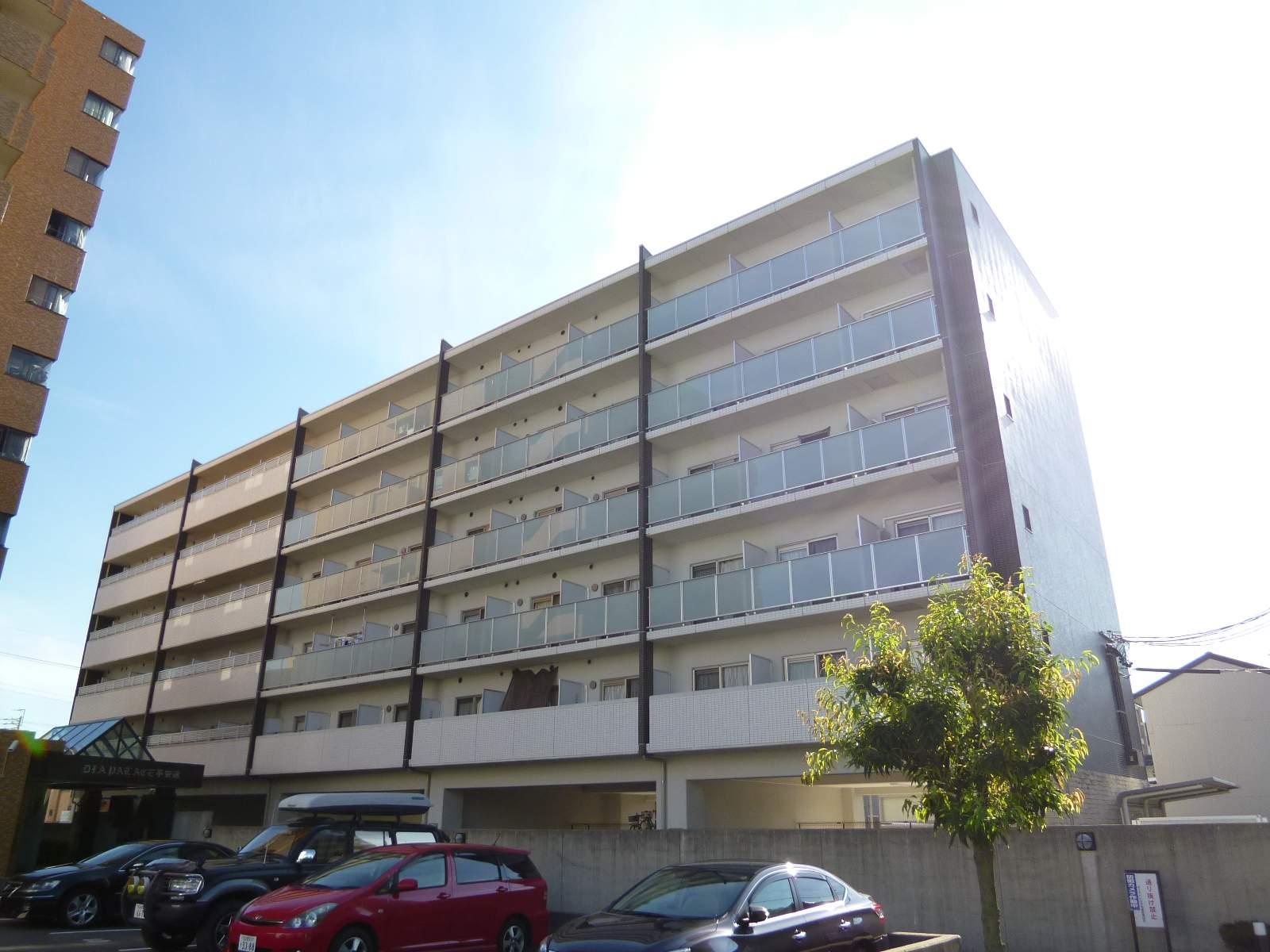 愛知県名古屋市北区、上飯田駅徒歩12分の築11年 6階建の賃貸マンション
