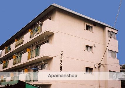 愛知県名古屋市守山区、瓢箪山駅徒歩7分の築32年 4階建の賃貸マンション