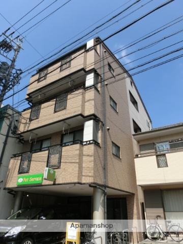 愛知県名古屋市北区、大曽根駅徒歩17分の築18年 4階建の賃貸マンション