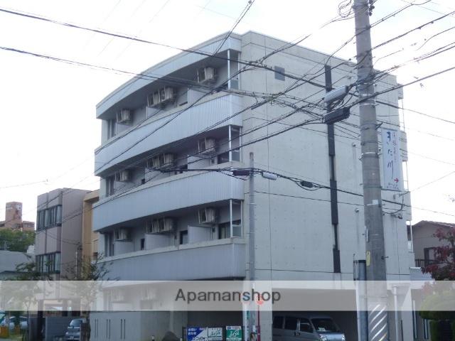 愛知県名古屋市北区、清水駅徒歩8分の築18年 4階建の賃貸マンション