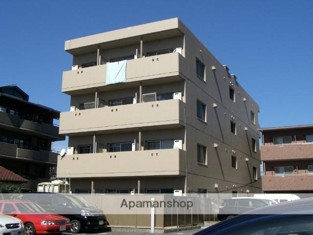 愛知県名古屋市北区、平安通駅徒歩10分の築32年 4階建の賃貸マンション