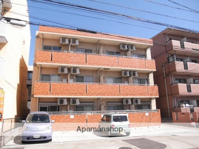 愛知県名古屋市中村区、米野駅徒歩16分の築10年 3階建の賃貸マンション