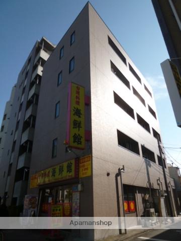 愛知県名古屋市中村区、名古屋駅徒歩8分の築16年 5階建の賃貸マンション