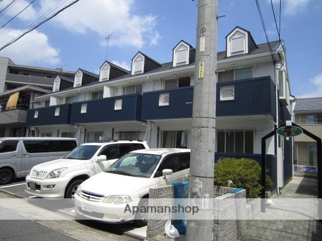 愛知県名古屋市中村区、八田駅徒歩6分の築18年 2階建の賃貸アパート