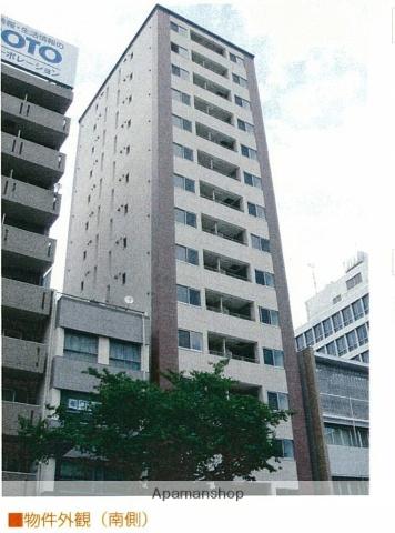 愛知県名古屋市東区、新栄町駅徒歩7分の築9年 15階建の賃貸マンション