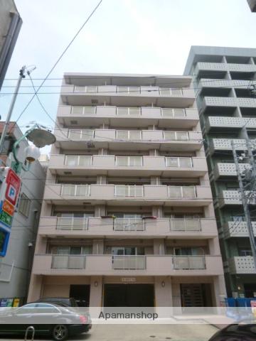 愛知県名古屋市中区、鶴舞駅徒歩12分の築11年 8階建の賃貸マンション
