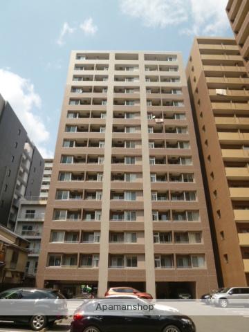愛知県名古屋市東区、栄町駅徒歩11分の築10年 15階建の賃貸マンション