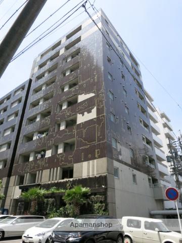 愛知県名古屋市西区、名古屋駅徒歩4分の築9年 10階建の賃貸マンション