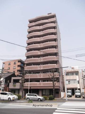 愛知県名古屋市中村区、山王駅徒歩13分の築19年 11階建の賃貸マンション