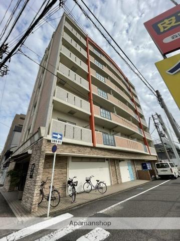 愛知県名古屋市中村区、中村日赤駅徒歩10分の築11年 7階建の賃貸マンション