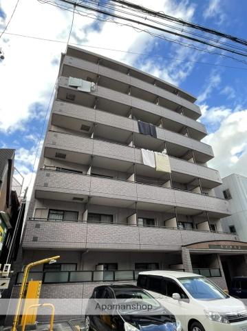 愛知県名古屋市中村区、名鉄名古屋駅徒歩6分の築17年 7階建の賃貸マンション