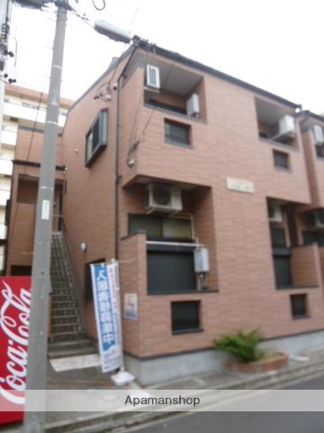 愛知県名古屋市中村区、中村日赤駅徒歩11分の築11年 2階建の賃貸アパート