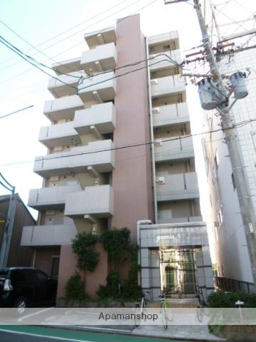 愛知県名古屋市中川区、尾頭橋駅徒歩16分の築9年 7階建の賃貸マンション