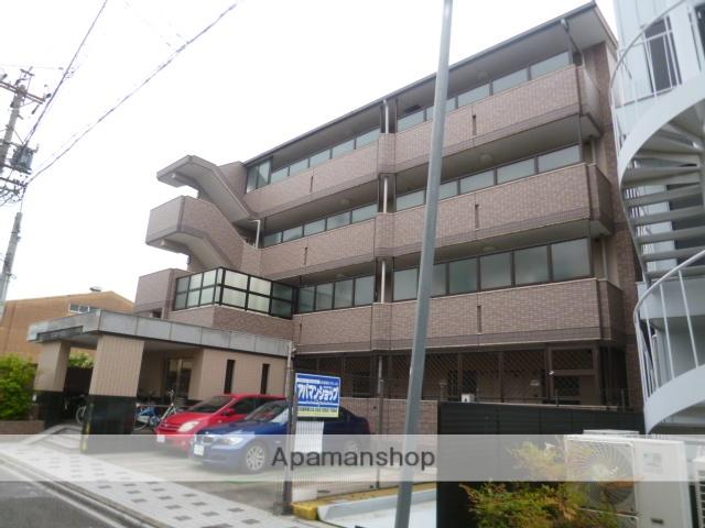 愛知県名古屋市中村区、栄生駅徒歩9分の築16年 4階建の賃貸マンション