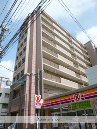 愛知県名古屋市中区、金山駅徒歩10分の築12年 9階建の賃貸マンション