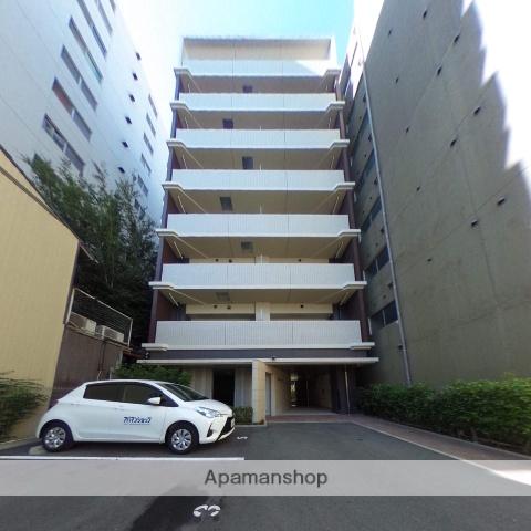 愛知県名古屋市中区、矢場町駅徒歩14分の築3年 8階建の賃貸マンション