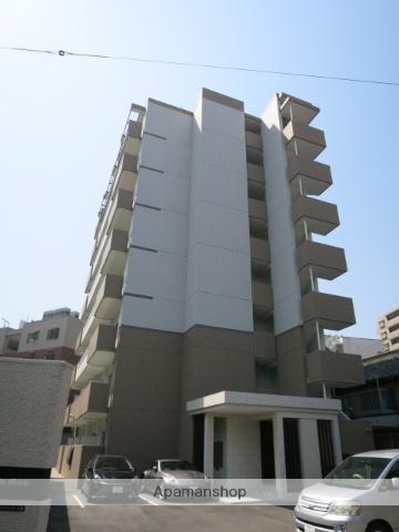 愛知県名古屋市西区、名鉄名古屋駅徒歩8分の築3年 8階建の賃貸マンション