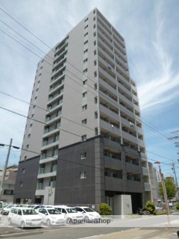 愛知県名古屋市西区、名古屋駅徒歩7分の築7年 15階建の賃貸マンション