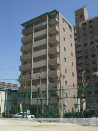愛知県名古屋市中川区、金山駅徒歩16分の築10年 9階建の賃貸マンション