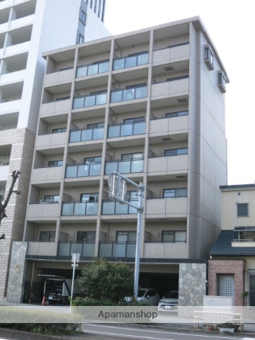 愛知県名古屋市西区、名古屋駅徒歩6分の築14年 7階建の賃貸マンション