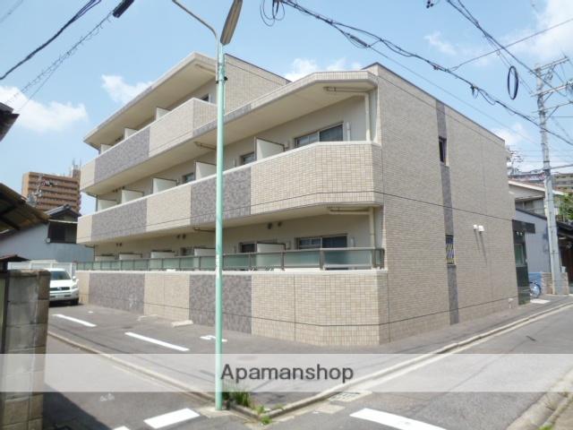 愛知県名古屋市中村区、近鉄名古屋駅徒歩15分の築8年 3階建の賃貸マンション