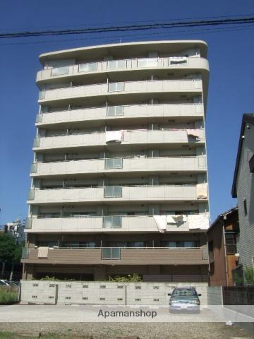 愛知県名古屋市西区、浄心駅徒歩9分の築13年 9階建の賃貸マンション