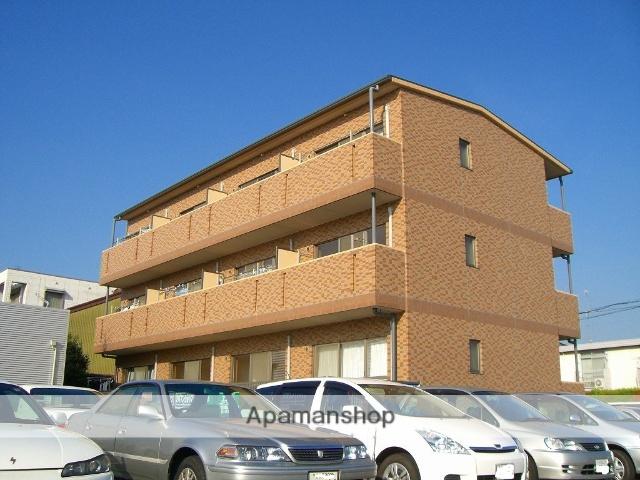 愛知県名古屋市中村区、中村公園駅徒歩17分の築11年 3階建の賃貸マンション