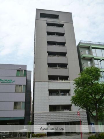 愛知県名古屋市中区、金山駅徒歩11分の築10年 10階建の賃貸マンション