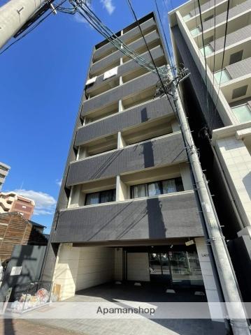 愛知県名古屋市西区、栄生駅徒歩4分の築10年 8階建の賃貸マンション