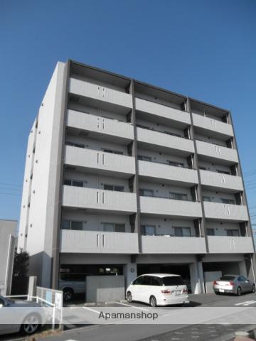 愛知県名古屋市中村区、中村公園駅徒歩15分の築10年 6階建の賃貸マンション