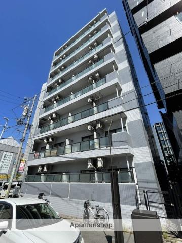 愛知県名古屋市中村区、近鉄名古屋駅徒歩8分の築17年 8階建の賃貸マンション
