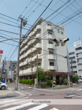 愛知県名古屋市西区、名古屋駅徒歩6分の築32年 6階建の賃貸マンション