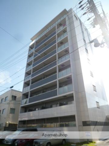 愛知県名古屋市西区、東枇杷島駅徒歩19分の築6年 9階建の賃貸マンション