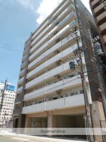 愛知県名古屋市中区、名鉄名古屋駅徒歩12分の築12年 10階建の賃貸マンション