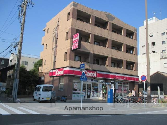 愛知県名古屋市西区、浄心駅徒歩12分の築16年 4階建の賃貸マンション
