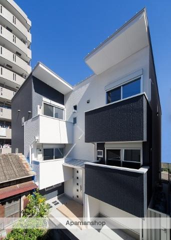 愛知県名古屋市中村区、山王駅徒歩15分の築1年 2階建の賃貸アパート