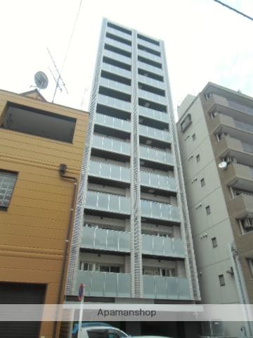 愛知県名古屋市西区、浄心駅徒歩16分の築2年 13階建の賃貸マンション