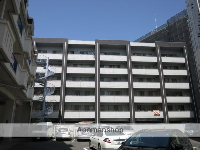 愛知県名古屋市中区、金山駅徒歩13分の築9年 6階建の賃貸マンション
