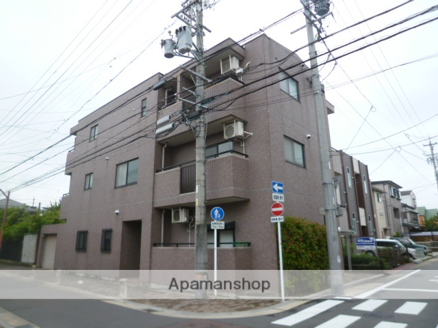 愛知県名古屋市中村区、岩塚駅徒歩25分の築18年 3階建の賃貸マンション