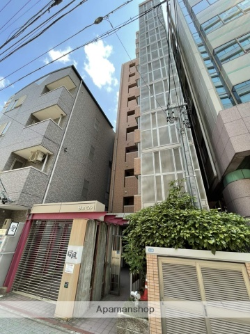 愛知県名古屋市中村区、名古屋駅徒歩3分の築14年 10階建の賃貸マンション