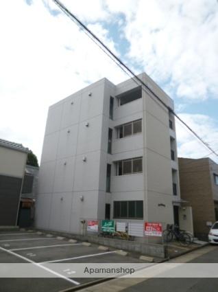 愛知県名古屋市中村区、中村公園駅徒歩10分の築8年 4階建の賃貸マンション