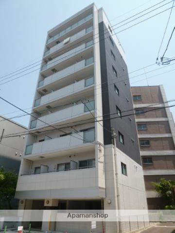 愛知県名古屋市中区、金山駅徒歩6分の築7年 9階建の賃貸マンション
