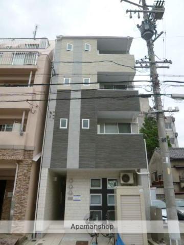 愛知県名古屋市中区、東別院駅徒歩14分の築6年 4階建の賃貸アパート