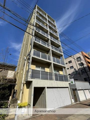 愛知県名古屋市中村区、名古屋駅徒歩6分の築2年 8階建の賃貸マンション