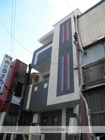 愛知県名古屋市中村区、岩塚駅徒歩17分の築6年 3階建の賃貸アパート